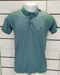 Camisa Gola Polo Aramis ultima tamanho M azul Lacrada