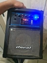 Caixa de som amplificado