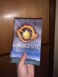 Título do anúncio: Divergente livro