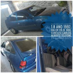 Título do anúncio: Chevrolet Kadett GLS 1.8 1997
