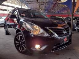 Título do anúncio: Nissan Versa 1.6 16vstart sl