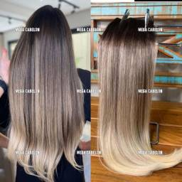 Título do anúncio: Mega Hair tic tac orgânico ( Na Promoção)