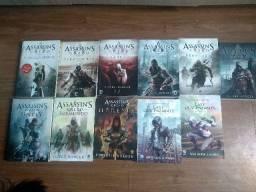 Coleção Livro Assassin's Creed