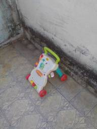 Para seu filho aprender a andar.