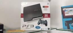 Playstation 3 Slim 500gb Destravado 2 Controles