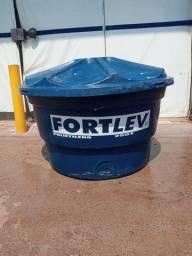 caixa d'água fortlev 250 litros