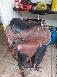 Título do anúncio: Sela , cavalo , arreio!!!