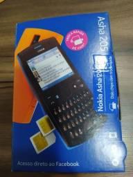 Título do anúncio: Nokia Asha 205 dual sim