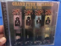 CD GRAND FUNK RAIL ROAD- born to die (RARO)