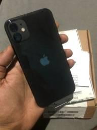 iPhone 11 64gb no plástico ainda