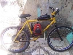 Vendo bicicleta motorizada tem conversa no valor!