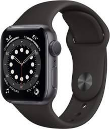 Apple Watch Series 6 44mm Space Gray Original Na Caixa 1 Ano De Garantia Apple