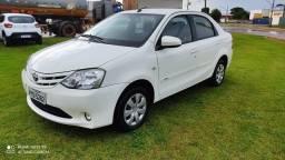 Etios sedan xs 1.5 automático completo!!!