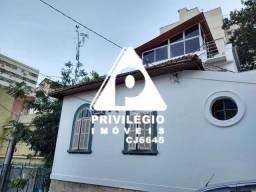 Título do anúncio: Casa de rua à venda, 5 quartos, 1 suíte, 1 vaga, Humaitá - RIO DE JANEIRO/RJ