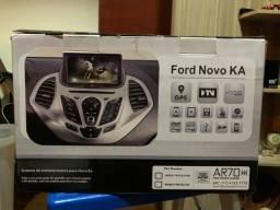 Multimídia Ar70 Sync Ford Ka 14/17 Original