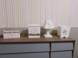 Título do anúncio: Kits higiene, quadros e decoração para seu bebê
