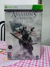 Título do anúncio: Assassin?s creed 3 Edição de Colecionador