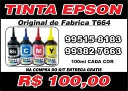 Tinta Epson L