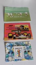 Colecionadores  de selos.