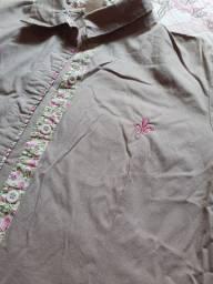 Camiseta e Jaqueta Jens