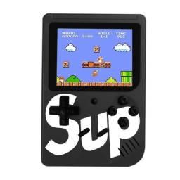 Mini Game Sup Portátil Com 400 Jogos Retrô