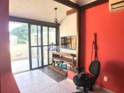 Cobertura à venda, 2 quartos, 1 suíte, 1 vaga, Humaitá - RIO DE JANEIRO/RJ