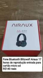 Título do anúncio: Fone Bluetooth Blitzwolf Airaux ER1