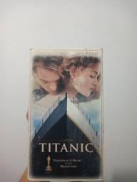 Box Titanic 1 e 2 originais fita cassete