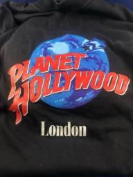 Antiga camisa Feminina Planet Hollywood