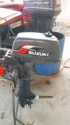 Título do anúncio: Motor de popa 4 hp