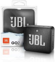 Caixa JBL Go 2 - A prova d'água Original Nova
