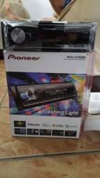Vendo alto rádio Pioneer e triaxial Pioneer