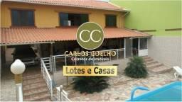 R5 Lindíssima Casa em Cabo Frio/RJ.<br><br>