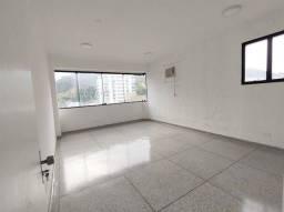 Título do anúncio: Sala para alugar, 25 m² por R$ 1.500/mês - Praia Pitangueiras - Guarujá/SP