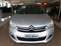 CITROEN C4 LOUNGE 2.0 MPFI TENDANCE 16V FLEX 4P MANUAL. - 2014