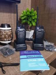 Par de Rádio Comunicador WT8002 INOVA