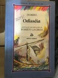 Livro - Odisseia - Homero