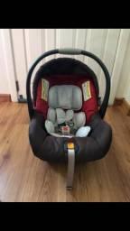 Carrinho+bebê conforto + base para o carro - CHICCO