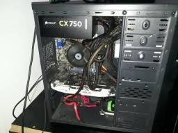 Computador PC gamer i7 completo