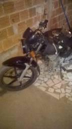 Honda Cg FAN150 ESI - 2011