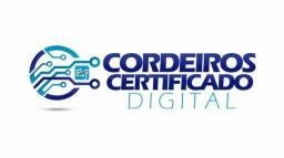 Certificado Digital E-cnpj A1 em 3x sem juros