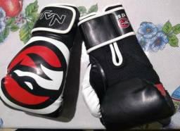 Luva Muay Thai + Bandagem, usado comprar usado  São Pedro da Aldeia