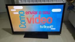 Tv led Sony 40 com Smart box Android! wi-fi, youtube!impecável!!!
