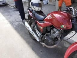 Moto Honda top - 2012