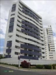 Apartamento com 3 quartos para alugar por R$ 1.500/mês - Heliópolis - Garanhuns/PE