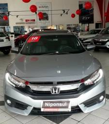 Honda Civic Touring 1.5 Turbo - 2018
