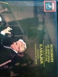LP (s) Vinil Schubert 5 discos raridade
