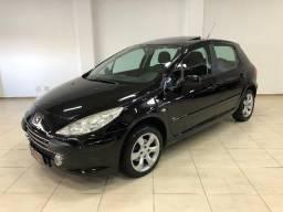 Peugeot 307 1.6 Flex - Teto solar - Top de linha - Aceita troca e financia - 2011