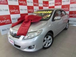 Toyota Corolla XLI 1.6 Automatico, Multimidia. Confira! - 2010
