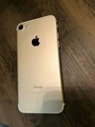 Vendo iphone 7 128 gb gold